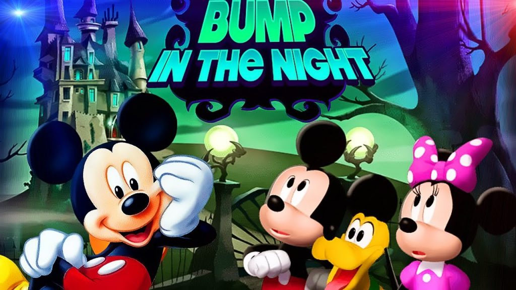 Bump In The Night Disney Mickey Mouse Club House Disney