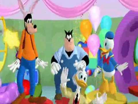 Mickey Mouse Clubhouse HOT DOG song french (la chanson en français)