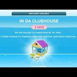 CARA MENYELESAIKAN IN DA CLUBHOUSE QUEST | THE SIMS FREEPLAY INDONESIA