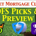 Rocket Mortgage  – The Putting Green PGA DFS DraftKings Fantasy Picks & Preview 2019
