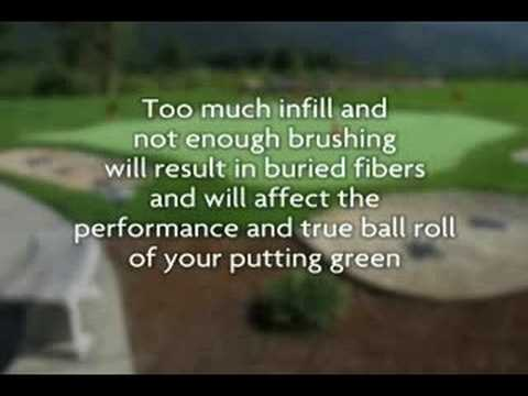 How to  Build a Backyard Putting Green – Step 17
