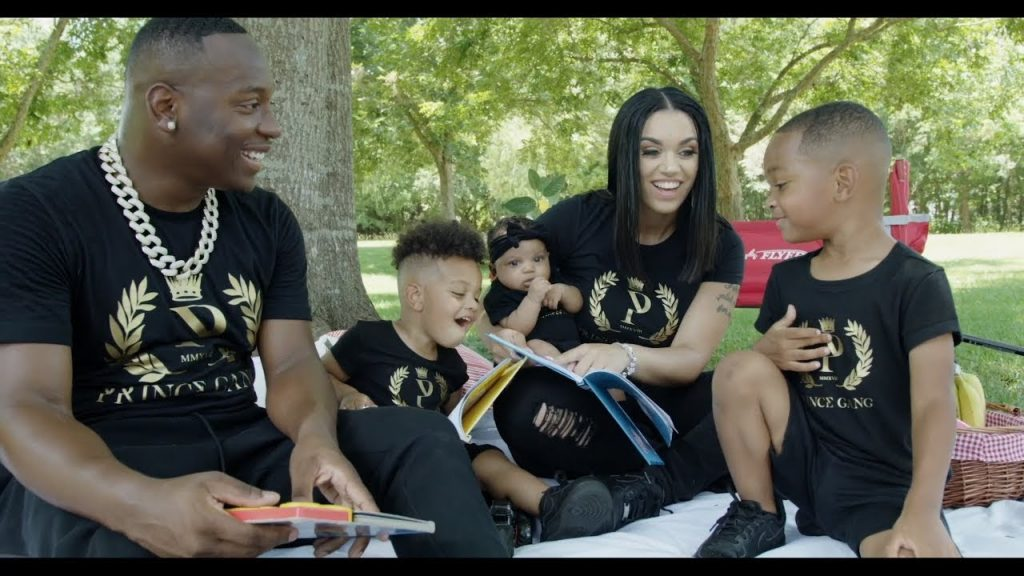 THE PRINCE FAMILY'S NEW INTRO VIDEO!!!