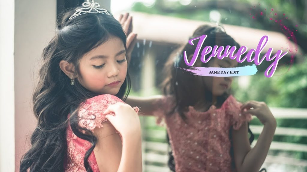 Jennedy's Disney Princess 7th Birthday at Don Antonio Heights Clubhouse