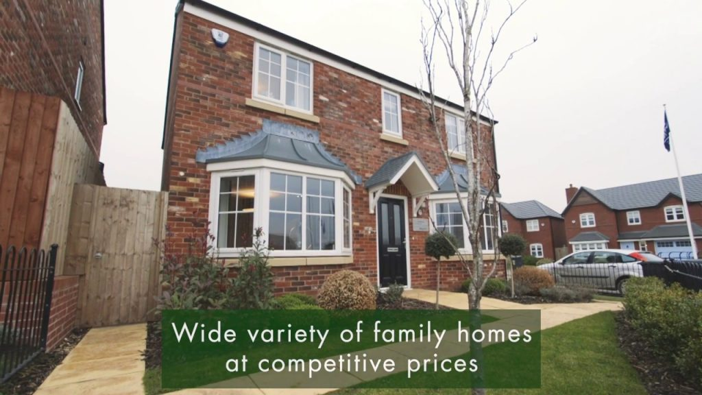 Persimmon Homes The Fairways – new two, three and four bedroom homes for sale in Standish