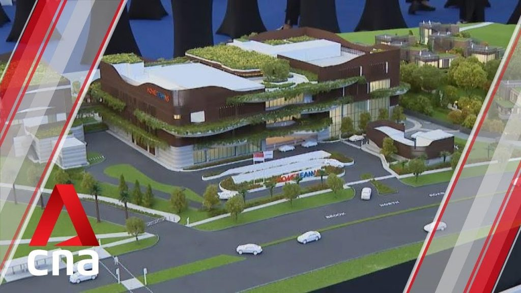 HomeTeamNS Bedok clubhouse to open in 2021, will house Singapore's longest indoor water slide
