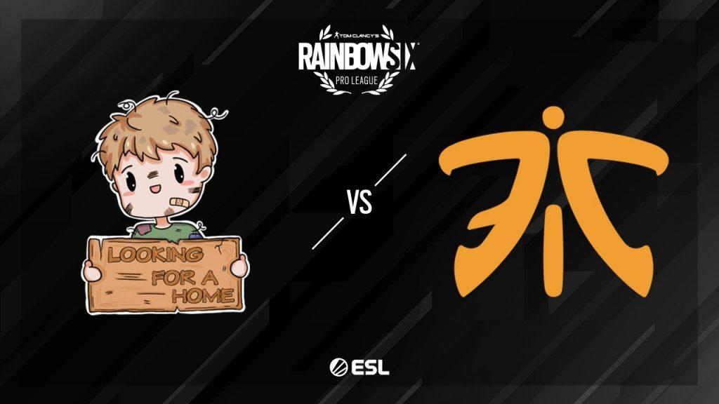 Homeless vs. FNATIC – Clubhouse – Rainbow Six Pro League – Season XI – APAC (ANZ)
